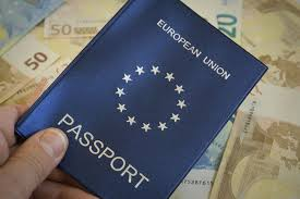 Image result for british passport AFTER eu