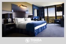 Superb Luxury Rooms Blue Bedroom