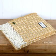 Mustard Yellow Throw Blanket Adorable Mustard Yellow Throw Blanket Mustard Wool Throw Yellow Cream In For