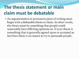 thesis statements examples for argumentative essays tips for thesis statements examples for argumentative essays