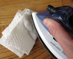 apartment therapy how to fix dents in wood floors