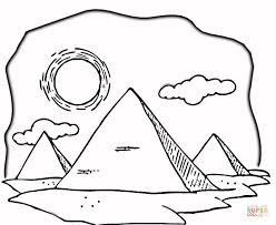 Egypt Coloring Pages Free Coloring Pages