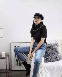 TISHA KENDRICK TOP black color: ซื้อขาย เสื้อเบลาส์ ออนไลน์ในราคา ...