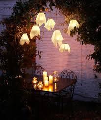 diy garden lighting ideas. DIY Muslin Firefly Lights Diy Garden Lighting Ideas
