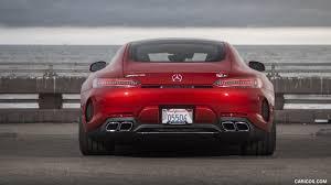 Compare the 2020 mclaren 600lt vs. 2020 Mercedes Amg Gt C Coupe Us Spec Rear Hd Wallpaper 164
