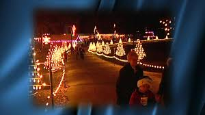 Denton Christmas Train HD 30 - YouTube