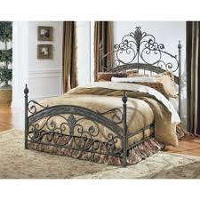 Wrought Iron Headboards Queen - Ideas on Foter