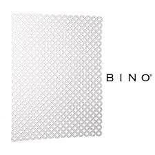 Amazoncom Bino Anti Bacterial Kitchen Sink Protector Mat Clear