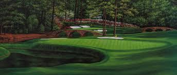 skip rooney golf art promo