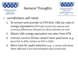 Ifta Dual Fuel Vehicle Tax Ppt Download