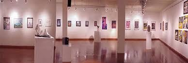 art gallery track lighting. mccla main gallery art track lighting