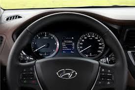 All-New Hyundai i20 Interior Detailed - autoevolution