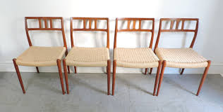 niels moller chair 79. set of 4 danish modern niels moller teak dining chairs #79 - for sale chair 79 antiques.com