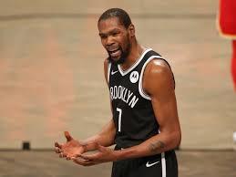 Kevin Durant lesionado en su regreso con Los Nets - La Visión
