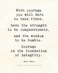 life quote courage typography print by theartofobservation on life quote courage typography print by theartofobservation on home strength peace and mark twain