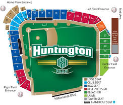 Unique Huntington Field Seating Chart Mud Hens Tickets
