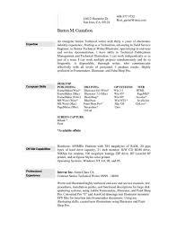 fashionable objective summary for resume 7 image resume objective ...
