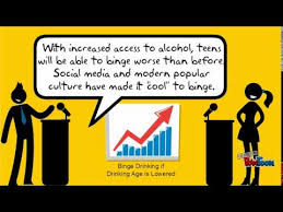 Lowering - Drinking The Youtube Age Debate