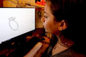 video high tech methods used to make custom jewelry