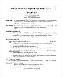 Fresher or experienced does not matter, what matters is the position and type of work. Free 7 Sample Engineering Cv Templates In Pdf Ms Word