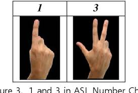 Figure 3 From The Role Of American Sign Language Asl In