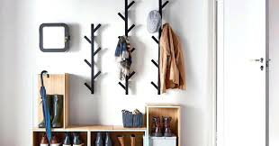 Large Wall Mounted Coat Rack Modern Coat Hangers Bloom Modern Coat Stand Modern Coat Hooks Wall 84
