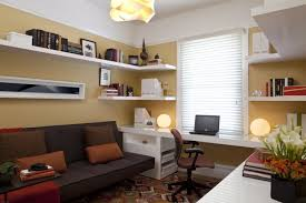 interior home office design. small home office design photo of well interior set