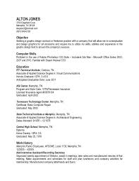 plain text resume examples plain text resume template