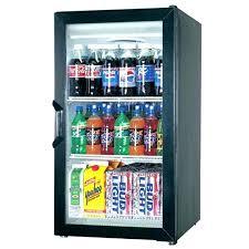 used beverage refrigerator
