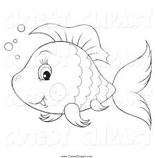 cute fish clipart black and white. Wooden Puzzles Clip Art Black And White Google Search Fishing Intended Cute Fish Clipart