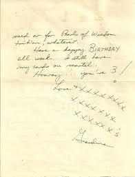 1988 06 09 Letter from Grandma1