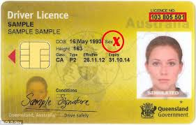 澳洲開車駕照