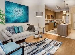 Spacious floor plans are available at AMLI Ponce Park, brand new apartments  in historic Old Fourth Ward.