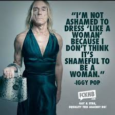 Is iggy pop bisexual
