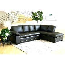 living sectional leather tufted abbyson metropolitan