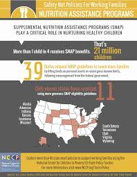 Food Stamps Eligibility Chart Utah National Center For Children In Poverty Nccp 50 State