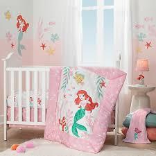 disney baby ariel s grotto 3 piece crib