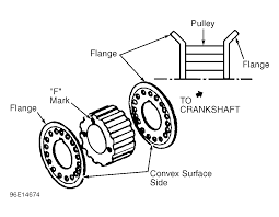1992 daihatsu charade serpentine belt routing and timing belt diagrams rh 2carpros