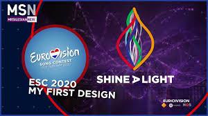 Design Design Song Eurovision Song Contest 2020 Shine A Light My Design