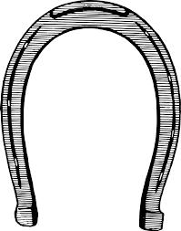 horseshoe clipart. Fine Clipart Lucky Horse Shoe And Horseshoe Clipart