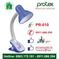 Đèn Học Chân Kẹp Bàn Protex PR-010