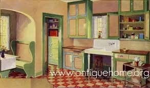 1930 Kitchen Design Awesome Decoration