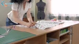 Comfort Q series craft table