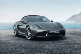 2018 porsche 718. interesting 2018 2018 porsche 718 boxster convertible exterior to porsche c