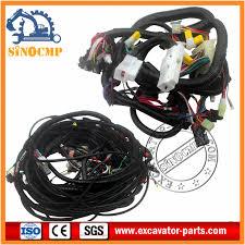 hitachi ex100 3 wiring harness 0001835 and 0001847 hitachi hitachi ex100 3 wiring harness