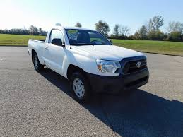 Pre-Owned 2014 Toyota Tacoma Base 2D Regular Cab in Richmond ...