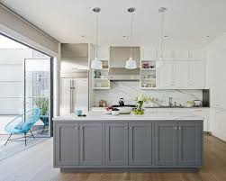 grey and white kitchen ideas