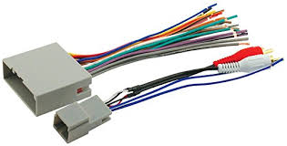 amazon com scosche radio wiring harness for 2003 up select ford scosche radio wiring harness for 2003 up select ford harness for audiophile sound systems