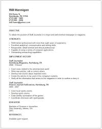 Court Reporter Resume Samples Unique 44 Basic Journalism Resume Examples Ca E44 Resume Samples