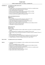 Resume Examples Mechanic Bike Mechanic Resume Samples Velvet Jobs 18
